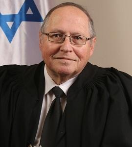 השופט אליקים רובינשטין